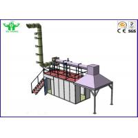 Cheap Heat Release Rate Fire Testing Equipment In Full Scale Room Corner Test 6 Kw 380v for sale
