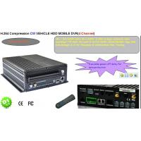 Cheap 4 channel D1 HDD MDVR 3g gps wifi optional for sale
