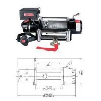 Cheap Electric Winch, Model#EWS9000 for sale