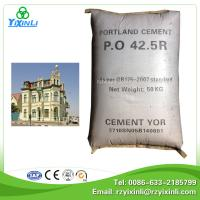 Cheap construction material portland cement 42.5r for sale