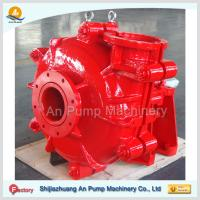 Cheap centrifugal wear resisting slurry handing pump for sale