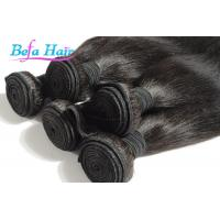 Cheap Natural Black / Blonde Spiral Curl Cambodian Hair Bundles 14-16 Inch Hair Extensions for sale