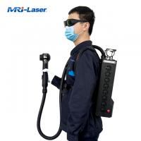 Cheap Electric Paint Rust Removal Laser Descaling Machine for sale