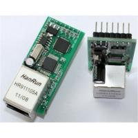 Buy cheap ETHERNET MODULE RS232 serial to ethernet converter tcp ip module from wholesalers