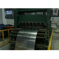 Cheap Full Automatic Cut To Length Line 10×2200 Steel Coil Human Machine Interface for sale