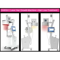 2015 New Laser + LED hair loss treatment hair regrowth/cold laser equipment