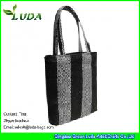 Cheap striped small paper straw buy handbags online for sale
