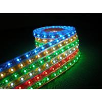 Cheap Warm white 20 lm 3528 / 5630 SMD  RGB LED Strip with remote controller for display light for sale