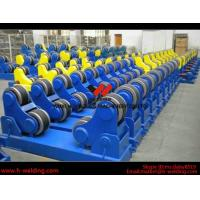 Wind Tower Assembly And Fit Up Welding Turning Rolls / Turning Bed Rotator with PU Roller