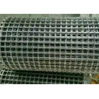 Cheap Metal Flat Wire Mesh Belt , Stainles Steel Conveyor Belt Long Life Time For Sterilizer for sale