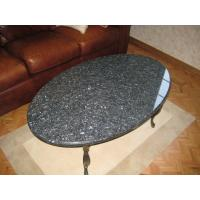 Cheap GIGA volga blue granite dining table for sale