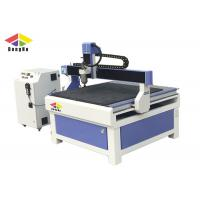 China Hobby Use CNC Engraving Machine Low Noise With 2 Zones Vacuum PVC Table on sale