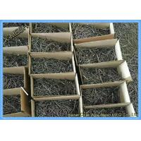 China Q195-235 Roofing Iron Wire Nails For Construction SGS Certification on sale