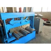 Buy cheap 1219 mm Width Metal Floor Deck Roll Forming Machine from wholesalers