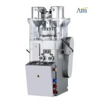 Cheap ZPT Rotary Tablet Press Machine / Bilayer Compression Machines Used In Pharmaceutical Companies for sale