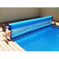 Cheap 400Mic 500 Mic PE Bubble 12mm Swimming Pool Solar Cover Plastic Solar Blanket Cover for sale