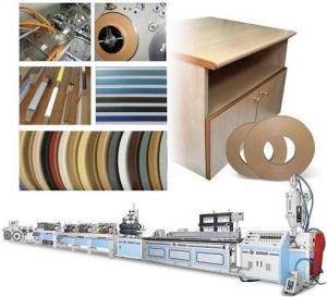 Cheap PVC soft PVC profile extrusion production line for sale