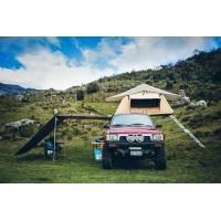 Cheap Outdoor Car Roof Shade Awning , Roof Rack Shade Awnings For 4x4 Vehicles for sale