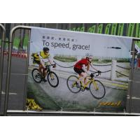Cheap Heavy Duty Personalised 1440 Dpi PVC Vinyl Banners With Eyelets for sale
