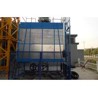 Cheap Rack and Pinion Building Material Hoisting Equipment / Construction Lift 1T - 3.2 T wholesale