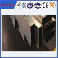 China best selling structural glass curtain wall /frameless glass curtain wall extruded aluminum on sale