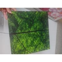 Cheap Wide Format UV Flatbed Printing For Glass / Displays Full Color wholesale