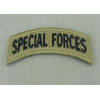 Cheap Special Forces Embroidering Patches US Army Personalised Embroidered Badges for sale