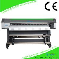 Cheap High Speed 1.6m Eco Solvent Printer Dx5 Head for sale