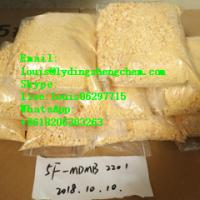 China 99.6%  Purity 5fmdmb2201 Pharmaceutical Intermediates For Research , Aluminium Foil Bag on sale