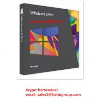 Buy cheap Permanent 20 GB Windows 8 Product Key Code Professional With OEM Key from Wholesalers