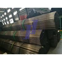 Cheap Seamless Welding Round Precision Steel Tubing 0.5 - 6.0mm Wall Thickness for sale