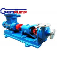 Cheap AFB Horizontal Corrosion Resistant Chemical Centrifugal Pump 0.75KW ~ 55KW for sale