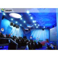Cheap Cost-effective Whole Set 5D Theater System With Special Effects And Electric System for sale