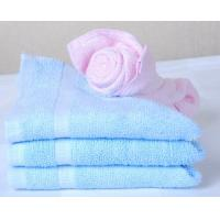 China 100 bamboo fiber hand towels on sale