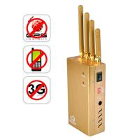 China Handheld-GSM-GPS-3G-Signal-Jammer- on sale