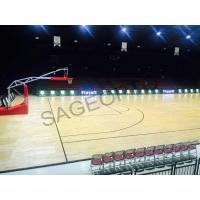 Cheap High Definition Advertising Led Display SMD3528 , Led Video Wall Panels For Basketball Match for sale