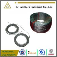 Cheap 1x7 3mm Steel Wire Rope for Agricultural for sale