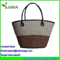 Straw beach bags and totes designer bag with certificate for Designer beach bags and totes