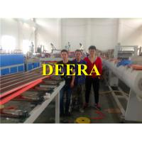 Cheap 190kw Plastic Sheet Extrusion Machine , PVC Hollow Corrugated Roofing Sheet Making Machine for sale