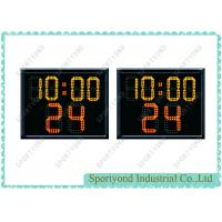Cheap Basketball Stadium Shot Clock Electronic Attack Timers With Quarter Time for sale