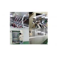 Cheap Dustless UV Lacquer Automatic Spray Painting Line For Perfume Caps for sale