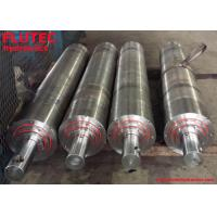 Cheap 3 Stages Telescopic Hydraulic Cylinder For Hydraulic Lifting Equipment for sale