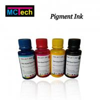 China Hot sell Wide Format Pigment Ink for Canon IPF 600 printer on sale