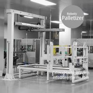 Cheap Carton Stacking System Box Palletizing Machine Robotic Palletizer for sale
