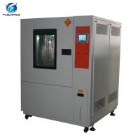 Cheap Electronic Humidity Control Cabinet , Humidity And Temperature Controlled Chamber for sale