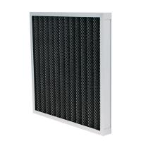 Buy cheap Activated carbon air filter deodorizer filter for eliminate peculiar smell from wholesalers