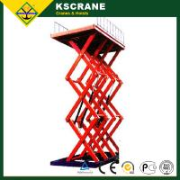 Cheap Car Garage Used Stationary Scissor Lift For Hot Sale In Worldwide for sale