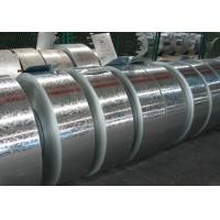 Cheap Regular or Big spangle ASTM A653 Passivated, Oiled Hot Dipped Galvanized Steel Strip With for sale