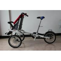 Cheap Aluminum Alloy Baby Stroller Bike With Plastic / PU / PVC Material for sale