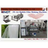 Buy cheap Ruian Vinot Brand Air Bubble Film Making Machine Custom U.K. With Easy operation, easy maintenance Model No.DY-2000 from wholesalers
